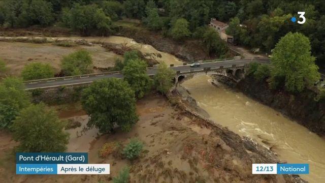 Orages : le réveil cauchemardesque des habitants du Gard