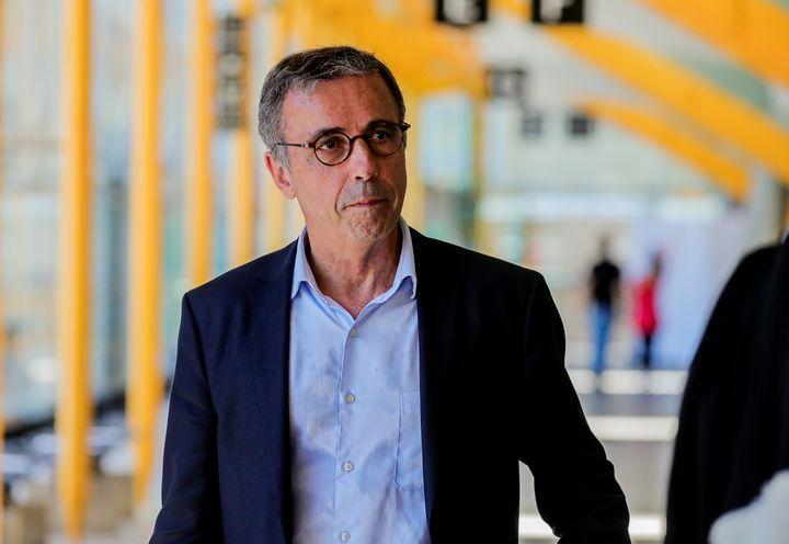 L'écologiste Pierre Hurmic, élu maire de Bordeaux le 28 juin 2020 avec 46,48% des voix. (MAXPPP)