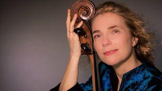 La violoncelliste Claire Oppert. (CAPTURE ECRAN FRANCE 2)