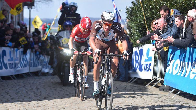 Damien Gaudin (AG2R La Mondiale) (DE WAELE TIM / TDWSPORT SARL)