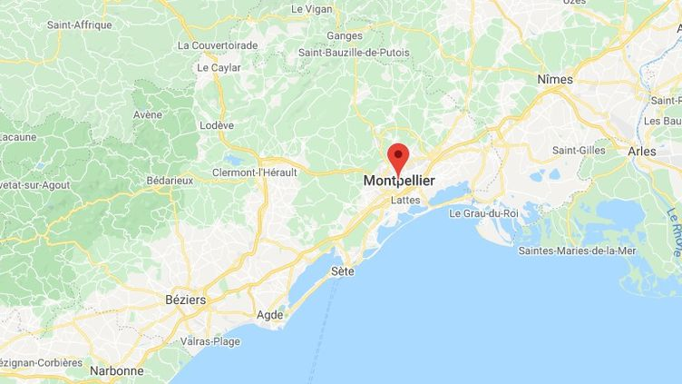 Montpellier. (GOOGLE MAPS)