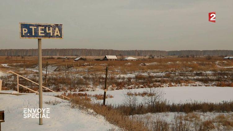 Envoyé spécial. Près de Mayak, en Russie, la rivière polluée aux déchets radioactifs (FRANCE 2 / FRANCETV INFO)