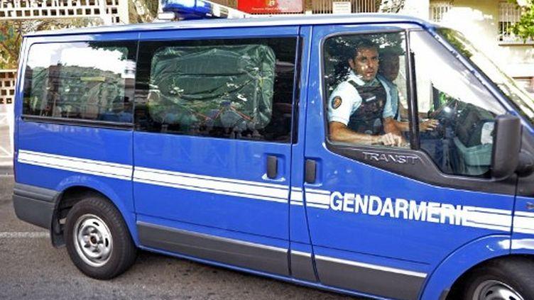 Gerdarmerie (archives) (BORIS HORVAT / AFP)