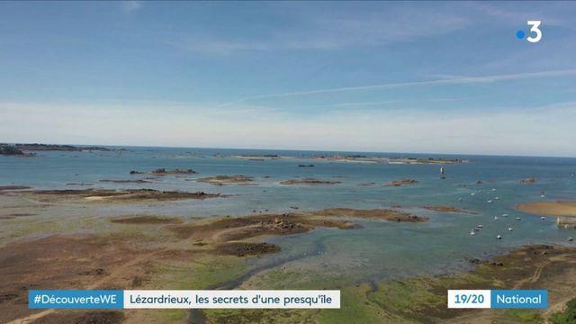 La presqu'île de Lézardrieux, une réserve naturelle exceptionnelle