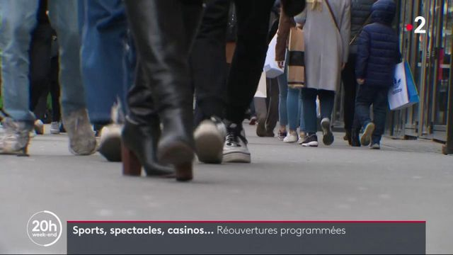 Déconfinement : les cinémas, les casinos, les centres aérés rouvrent