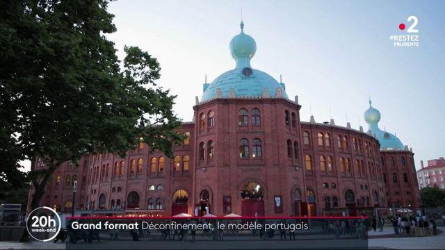 Déconfinement : le modèle portugais