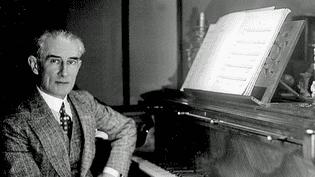 Maurice Ravel composa son fameux Boléro en 1928  (France 2 / Culturebox)