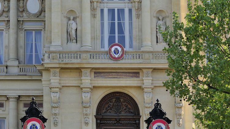 La façade du ministère des Affaires étrangères français, Quai d'Orsay à Paris. (TRIPELON-JARRY / ONLY FRANCE / AFP)