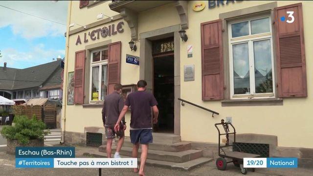 Bas-Rhin : le dernier bistrot d'Eschau pourrait fermer