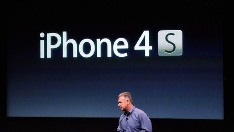 Pas d'Iphone 5 mais l'iPphone 4S.