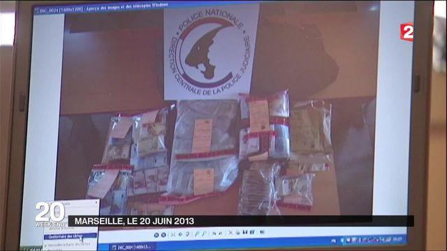 Marseille : un policier, star de la brigade anti-drogue, arrêté pour trafic de stupéfiants