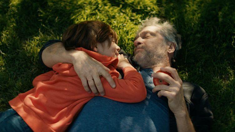 Image issue du clip de la campagne de l'association France Alzheimer