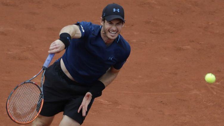 Andy Murray (THOMAS SAMSON / AFP)