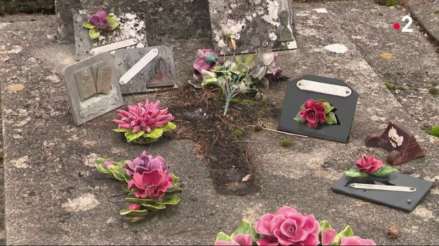 Cognac : une centaine de tombes saccagées