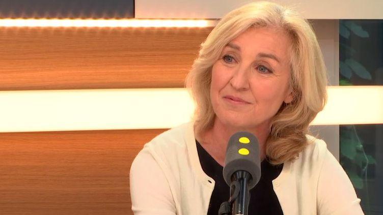 Isabelle Falque-Pierrotin est la présidente de la Commission nationale informatique et libertés (CNIL). (RADIO FRANCE)