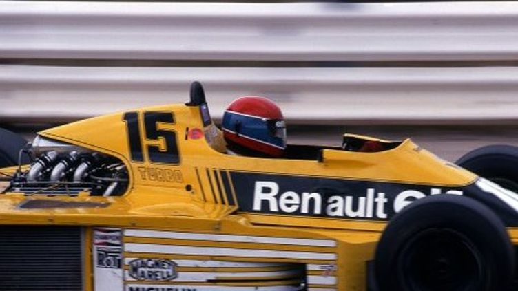 Jean-Pierre Jabouille (Renault F1)