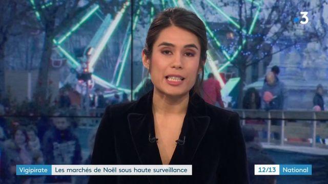 Attaque à Strasbourg : les marchés de Noël de France sous haute surveillance