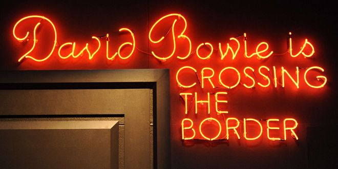 """""""David Bowie Is"""", la rétrospective au Victor & Albert Museum.  (Tony Kyriacou / Rex Features)"""