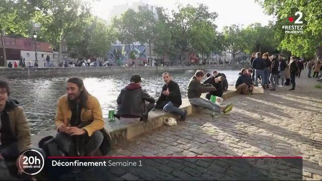 Grand format : la France à l'heure du déconfinement