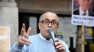 Kamel Amriou, le 6 mars 2013, à Paris. (MAXPPP)