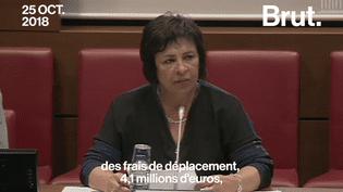 VIDEO. Une députée passe au crible les dépenses du cabinet du Premier ministre (BRUT)