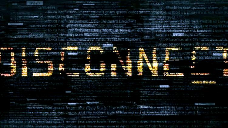 """""""Disconnect"""" le premier court-métrage de Michaël Bielli et Philippe Giger  (""""Disconnect""""  de Michaël Bielli et Philippe Giger / Nyx Production / capture d'écran France 3 Culturebox)"""