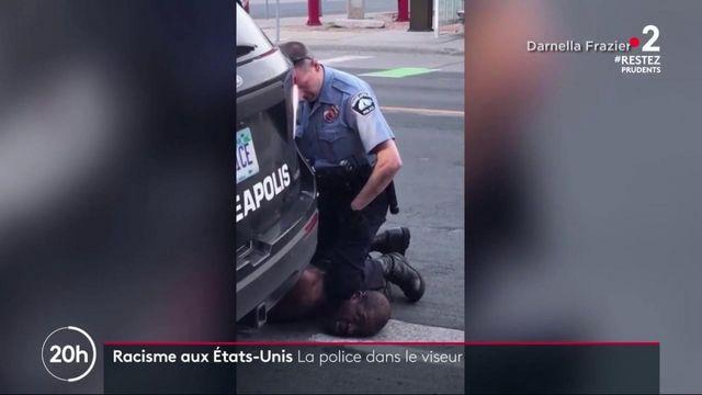 Racisme aux États-Unis : la police dans le viseur