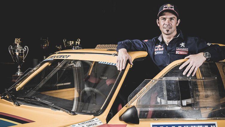 Cyril Despres rejoint la grande famille de Peugeot