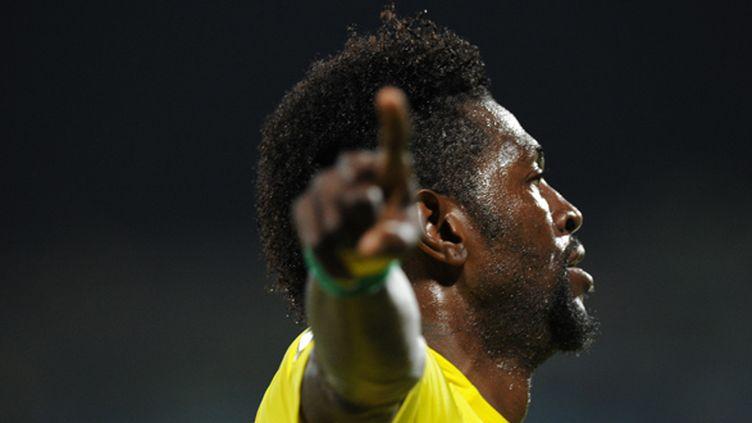 Emmanuel Adebayor a ouvert la marque lors de la victoire du Togo face à l'Algérie