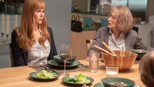 Meryl Streep incarne la terrible belle-mère de Nicole Kidman dans la seconde saison de Big Little Lies.  (2019 Home Box Office)