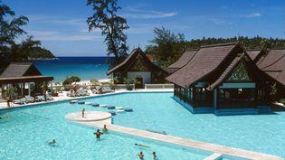 Le village Club Med de Phuket, en Thaïlande, le 25 juillet 2011. (DAN SHANNON / AFP)
