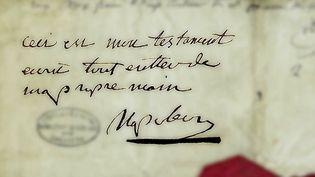 Napoléon : les écrits de l'empereur se vendent à prix d'or (France 2)