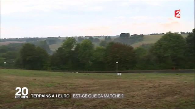 Terrains à un euro : est-ce que ça marche ?