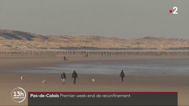 Covid-19 : premier week-end de reconfinement dans le Pas-de-Calais