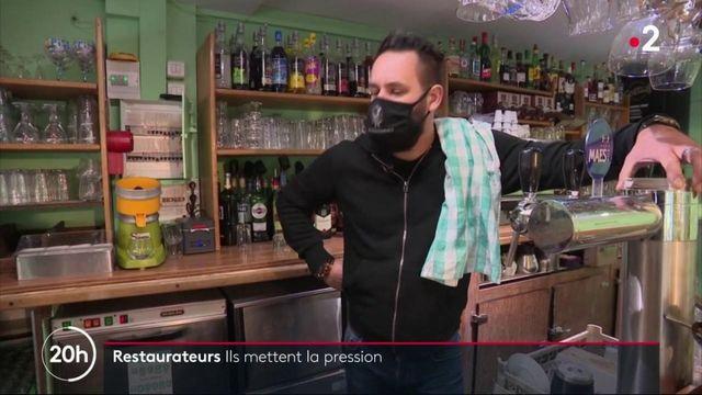 Restaurants : la colère monte d'un cran