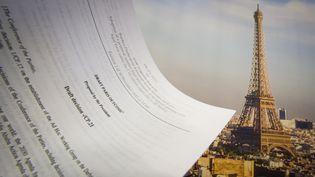 L'accord sur le climat signé à Paris le 12 décembre lors de la COP21 a été ratifié par les 28 États membres de l'UE. (BENOIT DOPPAGNE / BELGA MAG)