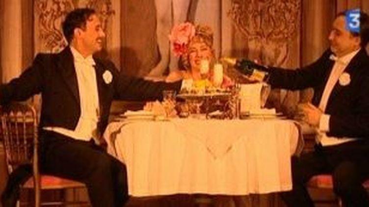 """Julie Depardieu est """"Nono"""" au Théâtre de la Madeleine  (Culturebox)"""