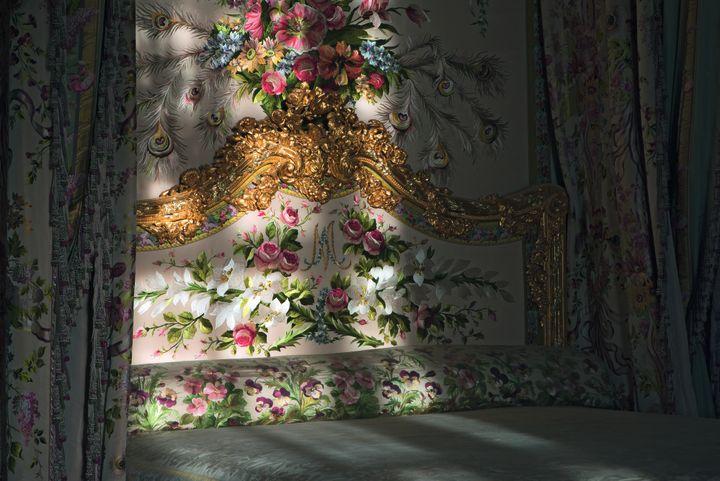 La chambre de la Reine  (EPV / Thomas Garnier)