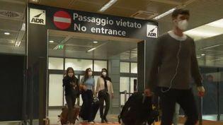 L'Italie a rouvert ses frontières aux étrangers. (FRANCE 3)