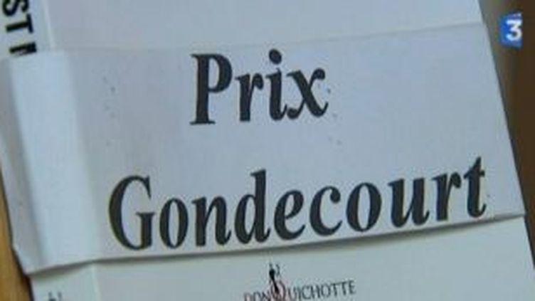 """Le prix Gondecourt à Charles Enderlin pour """"Un enfant est mort""""  (Culturebox)"""