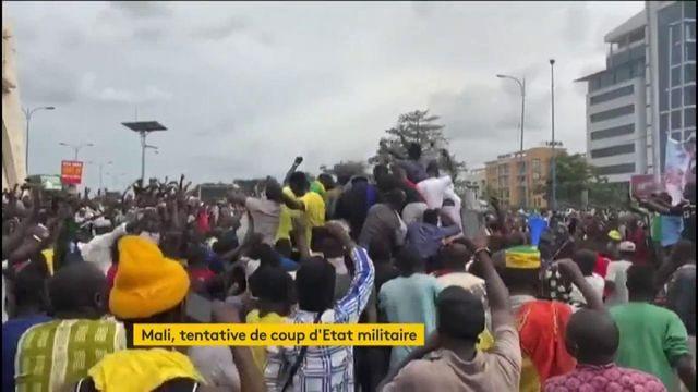 Mali : tentative de coup d'Etat militaire