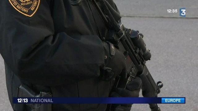 Menace terroriste à Genève : deux hommes ont été interpellés