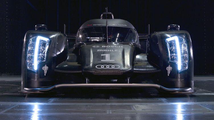 L'Audi R18 (AUDI COMMUNICATIONS MOTORSPORT / AUDI COMMUNICATIONS MOTORSPORT)