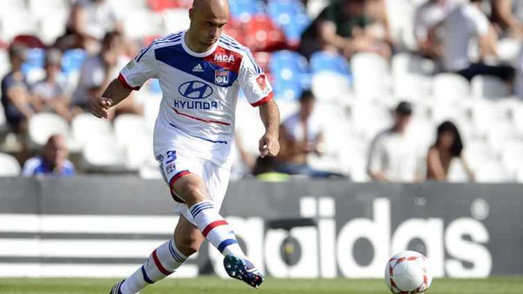 Cris (Olympique Lyonnais) (JEFF PACHOUD / AFP)