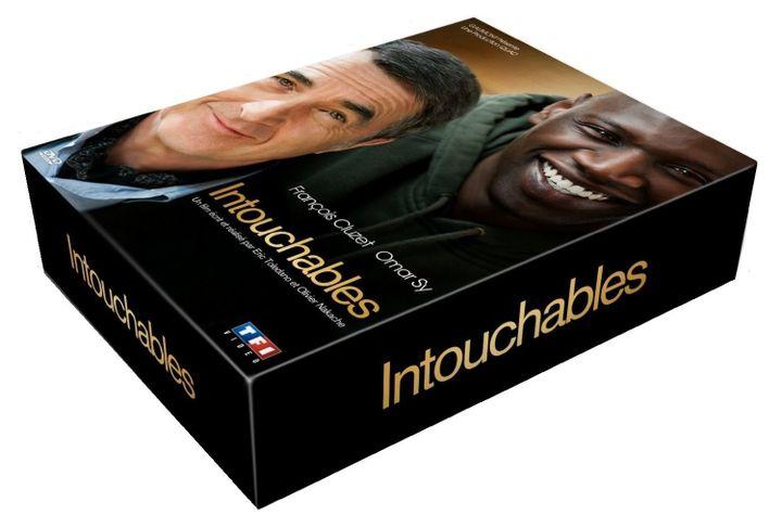 """""""Intouchables"""" : coffret DVD  (TF1 Vidéo)"""
