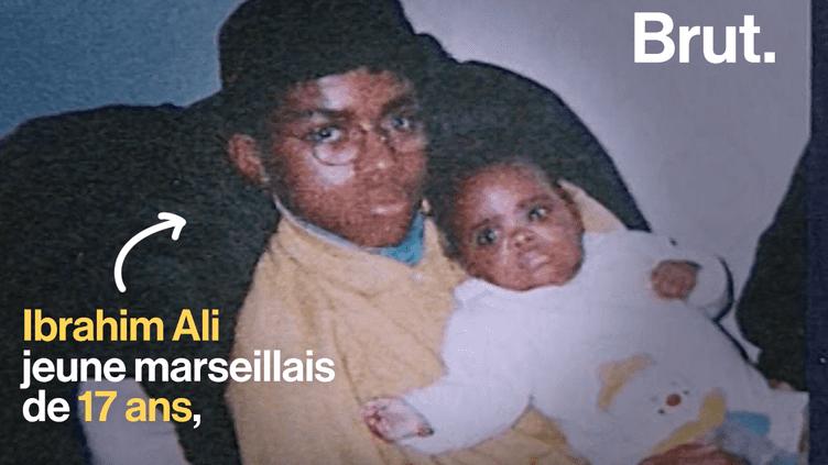 Il y a 23 ans, Ibrahim Ali était tué d'une balle dans le dos par des militants du FN (BRUT)