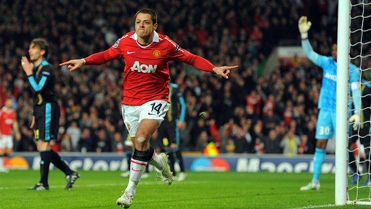 Chicharito Hernandez (Manchester United)