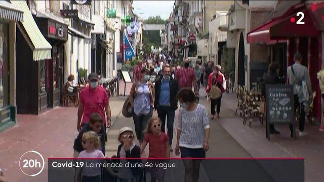 Covid-19 : le gouvernement craint une quatrième vague dès la fin juillet