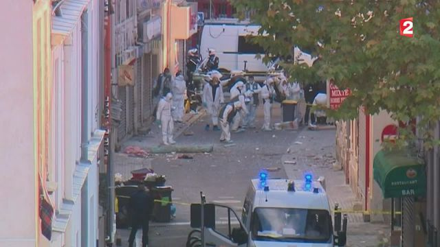 Assaut de Saint-Denis : les lieux passés au peigne fin