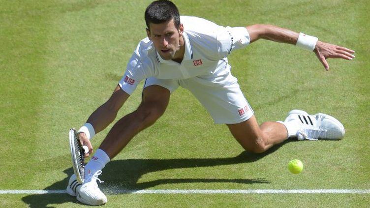 Novak Djokovic (FACUNDO ARRIZABALAGA / POOL)